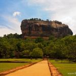 Sigiriya – magiczna Lwia Skała