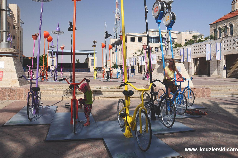 jerozolima city hall rower
