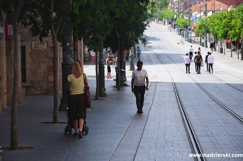 jerozolima szabat ulica
