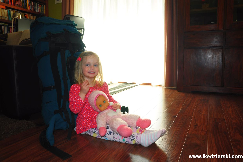 nadiaw podróży pakowanie