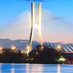 Most Rędziński – najwyższy most w Polsce