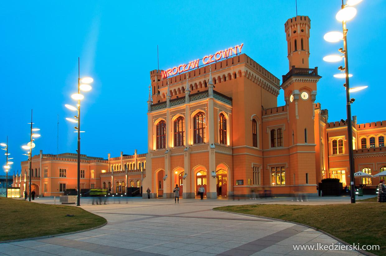 wrocław główny dworzec kolejowy zdjęcia