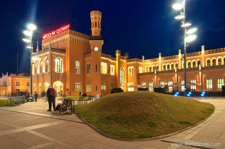 wrocław dworzec kolejowy zdjęcia