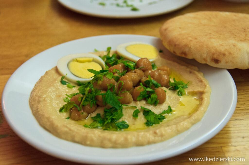 izrael hummus