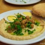 Hummus – smaczne danie wprost z Izraela