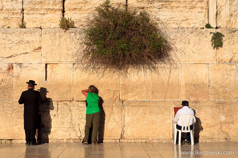jerozolima western wall ściana płączu