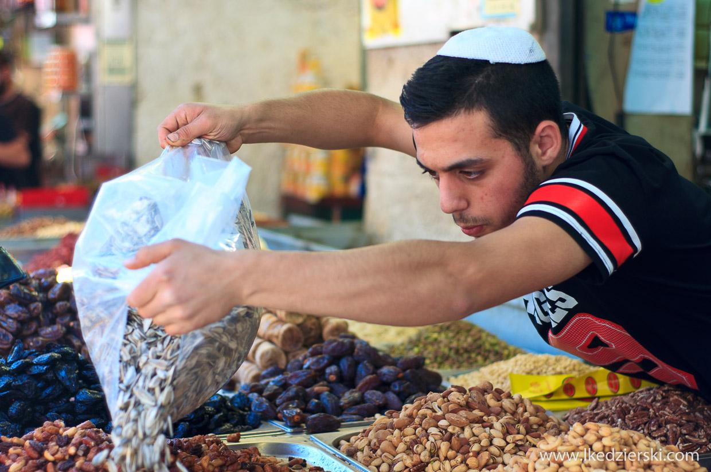 jerozolima yehuda market