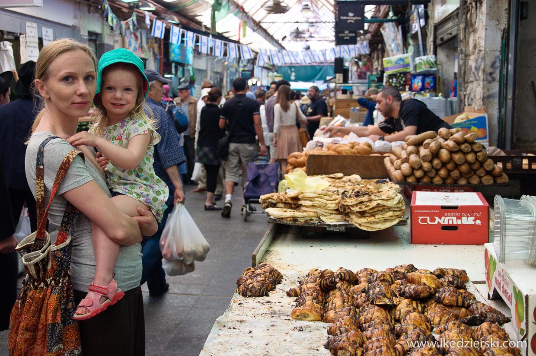 mahaneh yehuda market nadia w podróży
