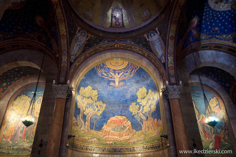 Bazylika Agonii (Kościół Wszystkich Narodów)