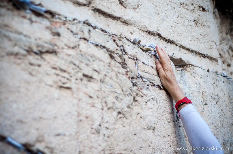 Sciana Placzu Western Wall Na Zdjeciach Fotogaleria