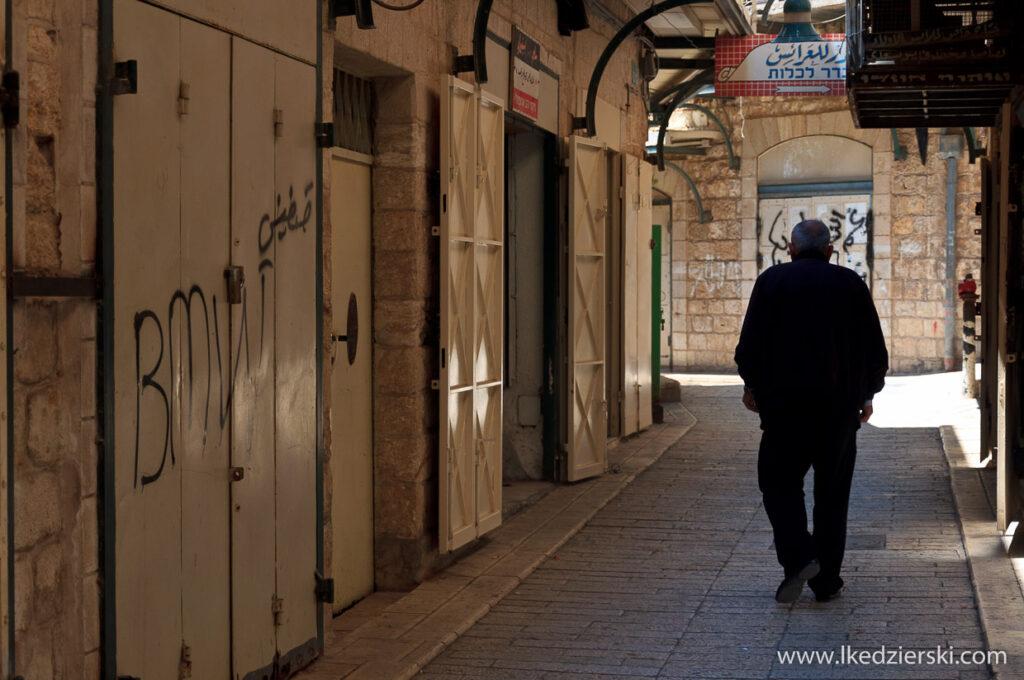 ulice Nazaretu