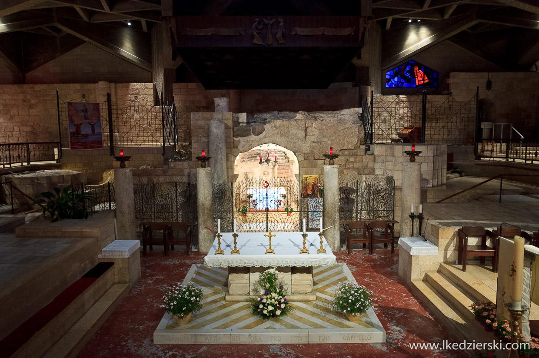 Bazylika Zwiastowania Pańskiego nazaret atrakcje izraela co warto zobaczyć w izraelu