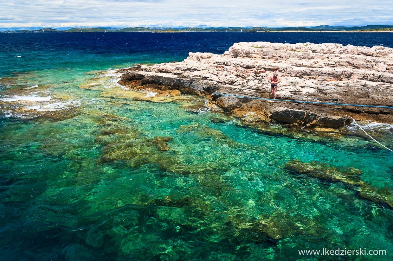 chorwacka wyspa