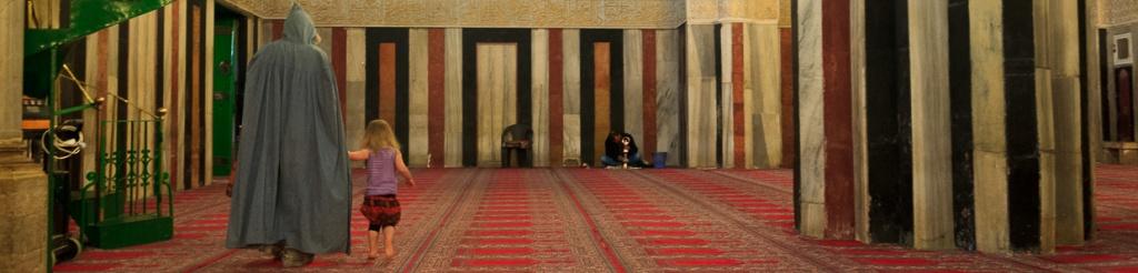panorama grobowiec patriarchów hebron