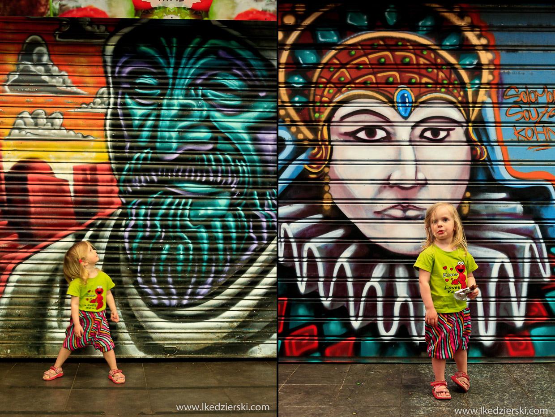 street art yehuda market graffiti