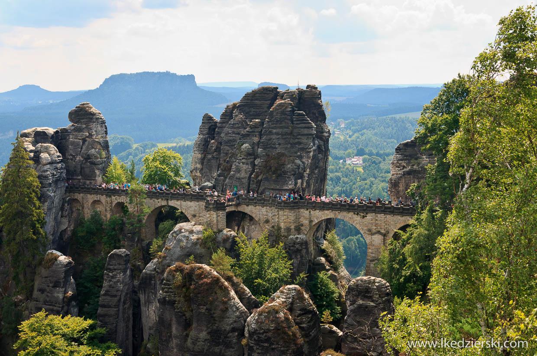bastei szwajcarska saksonia
