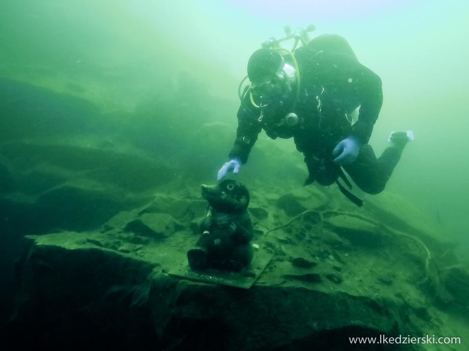kamieniołom Horka nurkowanie na weekend