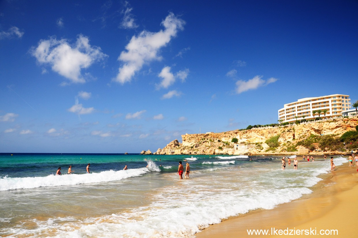 malta golden bay