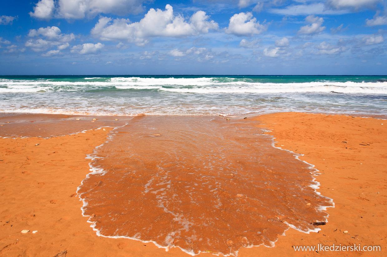 gozo ramla bay beach