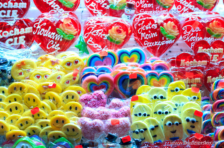 wrocław jarmark bożonarodzeniowy słodycze