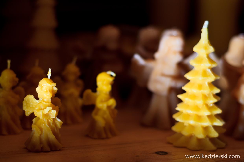 wrocław jarmark bożonarodzeniowy świeczka