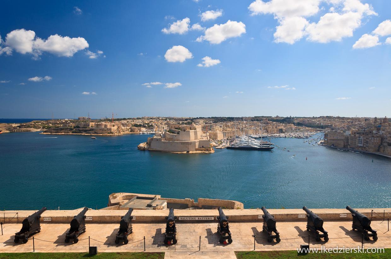 malta three city atrakcje malty