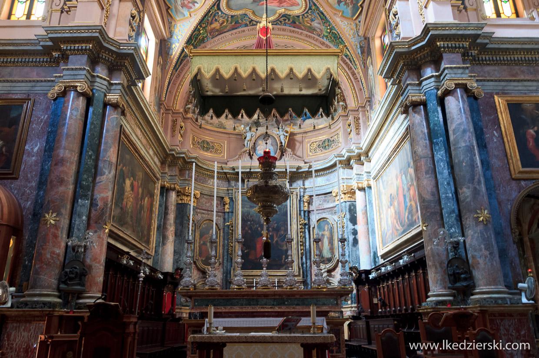 valletta church of st pauls shipwreck, Kościoły, które warto zobaczyć na Malcie