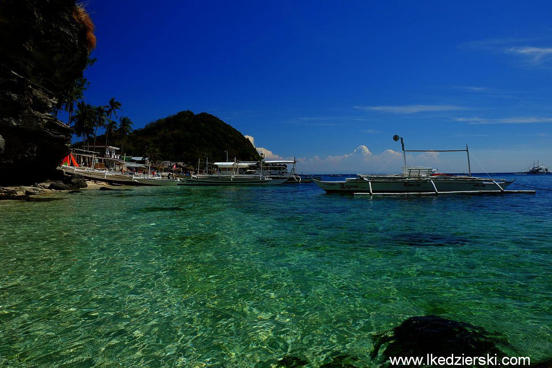 apo island beach