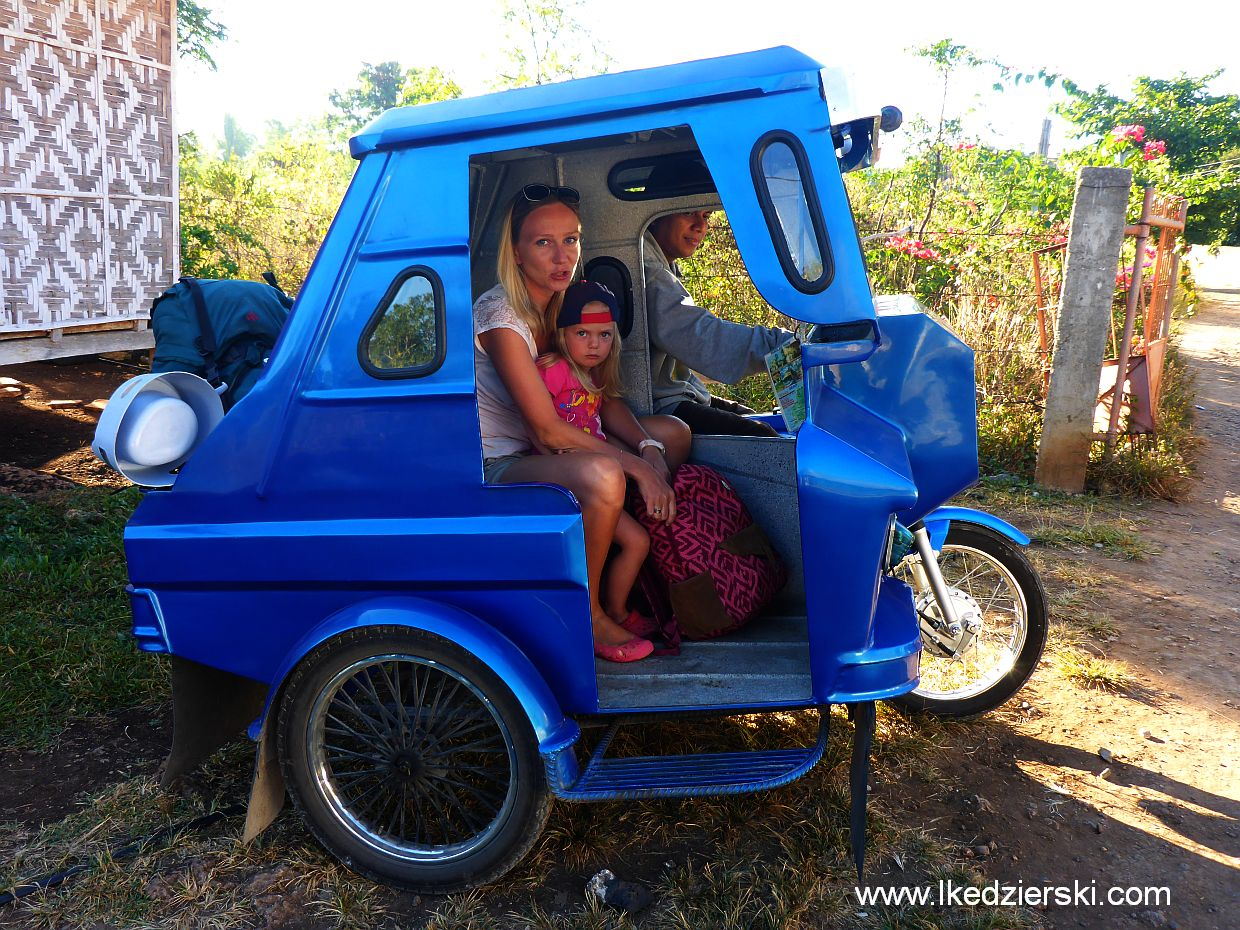 panglao tricycle