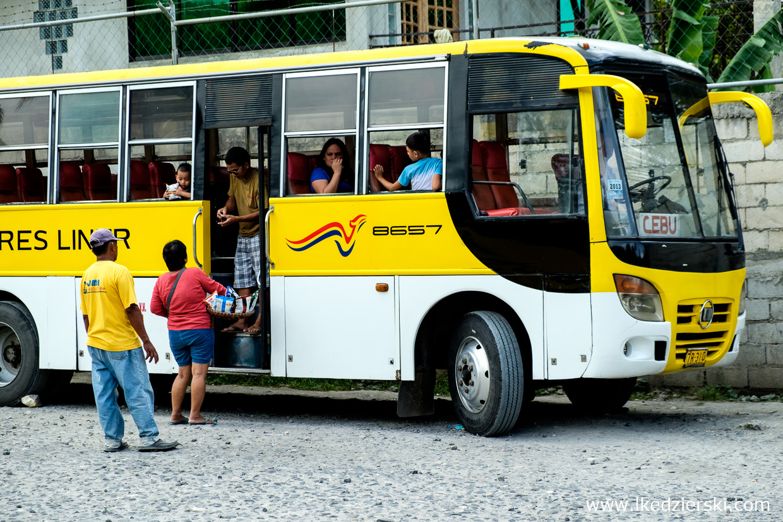 filipiny autobus
