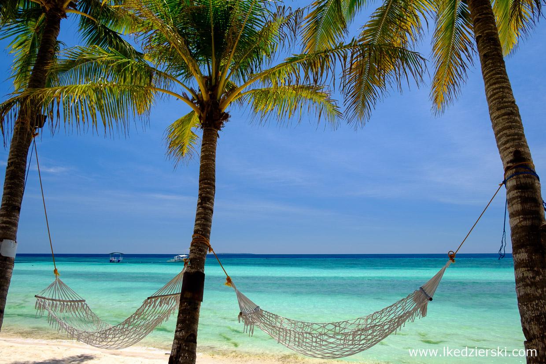 filipiny dumaluan beach hamak