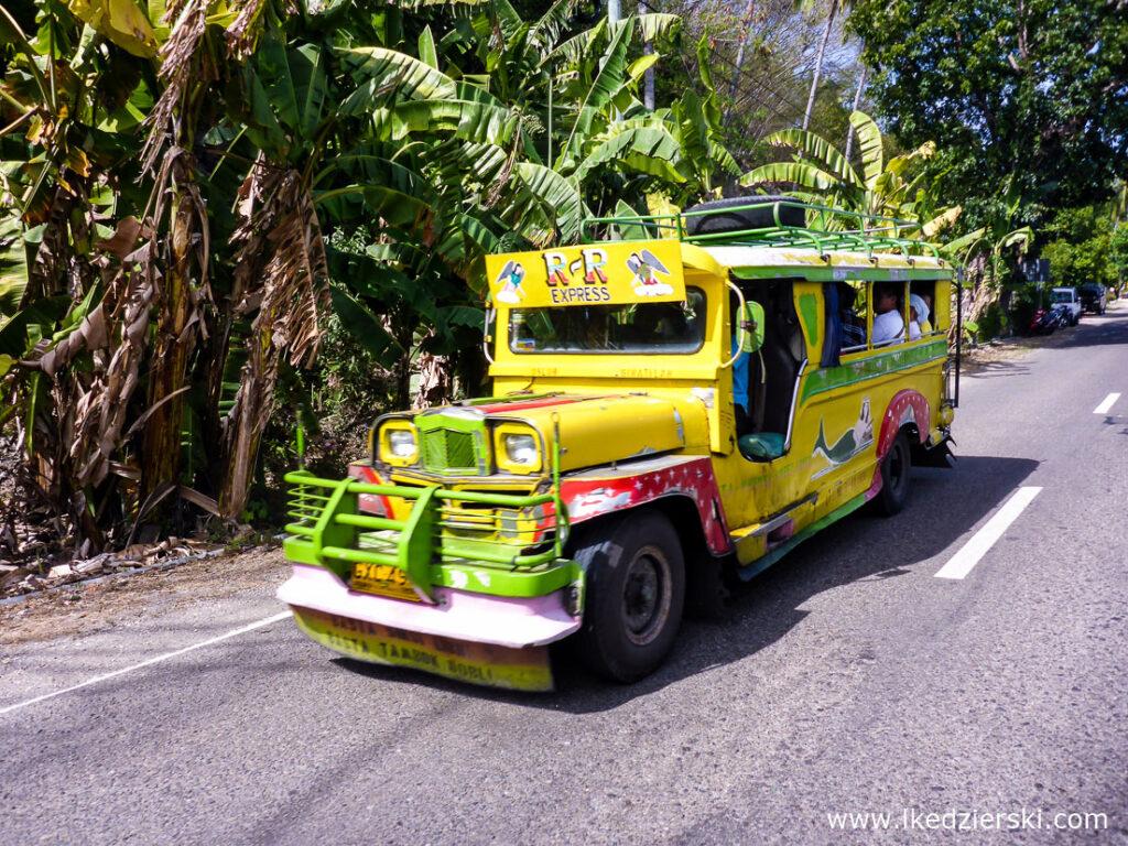 filipiny jeepney