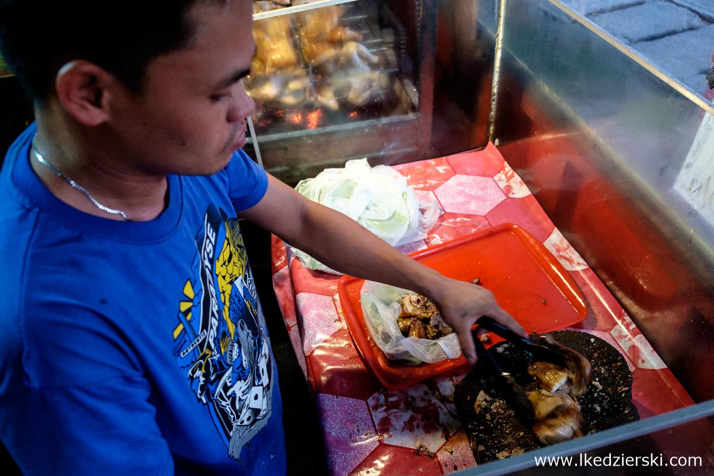 filipiny kurczak manok
