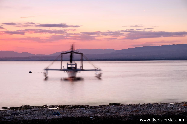 filipiny pamilacan łódka