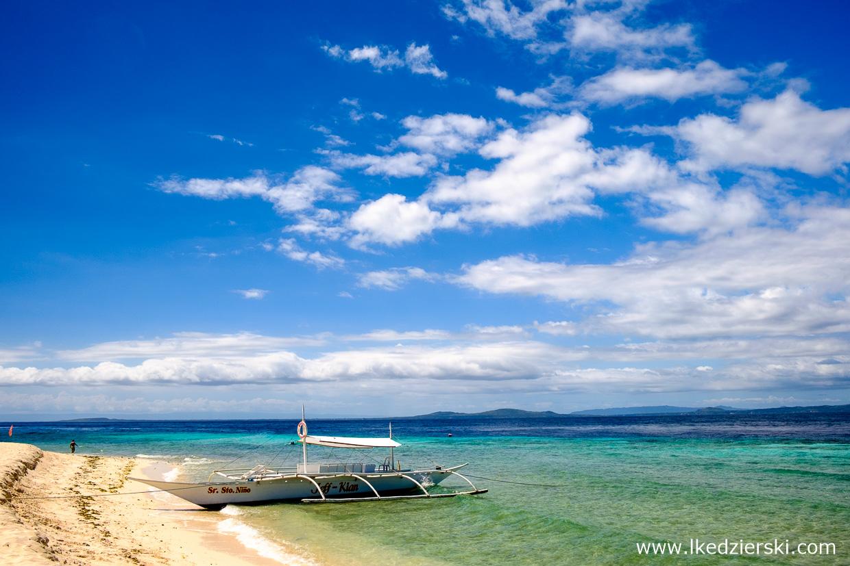 filipiny pamilacan plaża