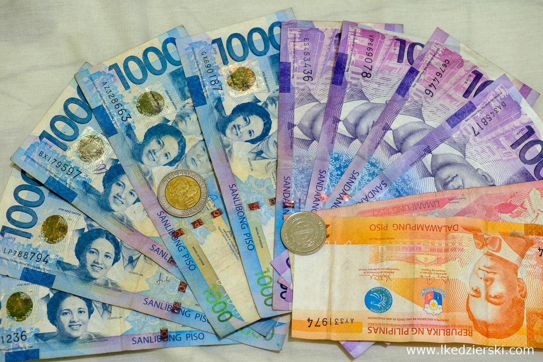filipiny peso filipińskie php