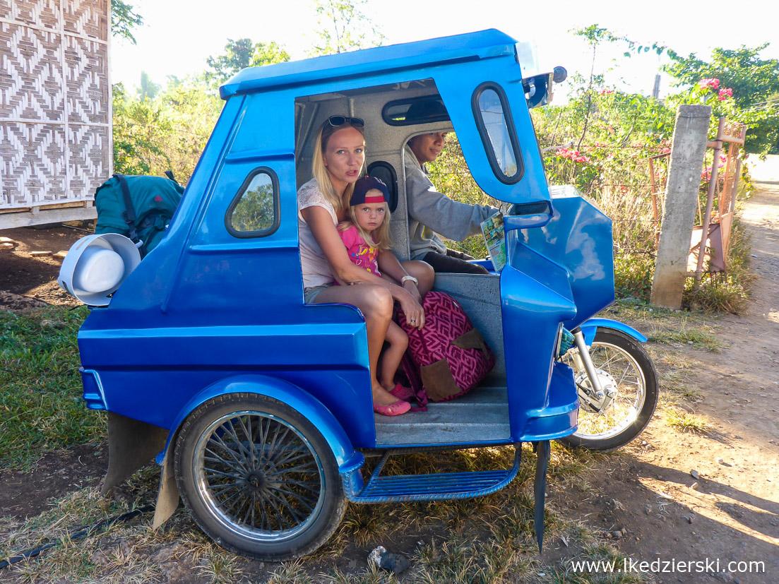 filipiny trishaw