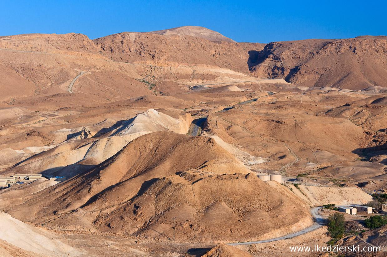 izrael masada pustynia judzka atrakcje izraela co warto zobaczyć w izraelu