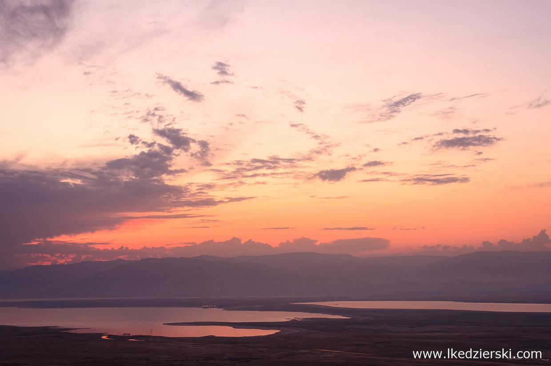 izrael masada twierdza sunrise atrakcje izraela co warto zobaczyć w izraelu