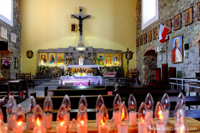 Kościół Nawiedzenia Najświętszej Maryi Panny na Ślęży