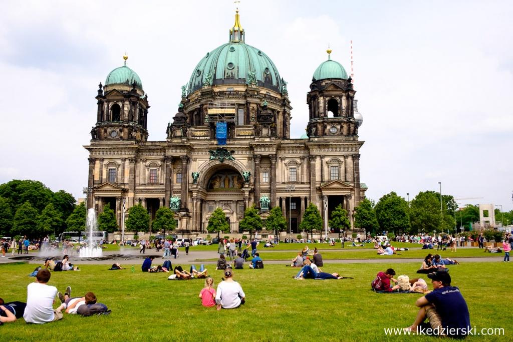 Katedra w Berlinie Berliner Dom