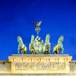 Berlin na nocnych zdjęciach