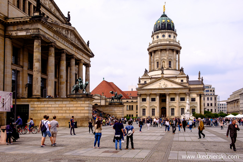 berlin plac gendarmenmarkt