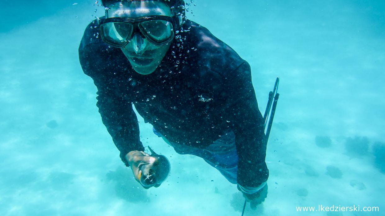 filipiny pamilacan rybacy polowanie na ryby