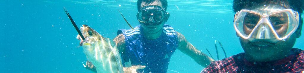 panorama filipiny rybacy