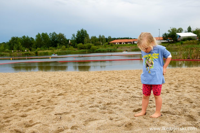 JuraPark Krasiejów - Jurajska plaża