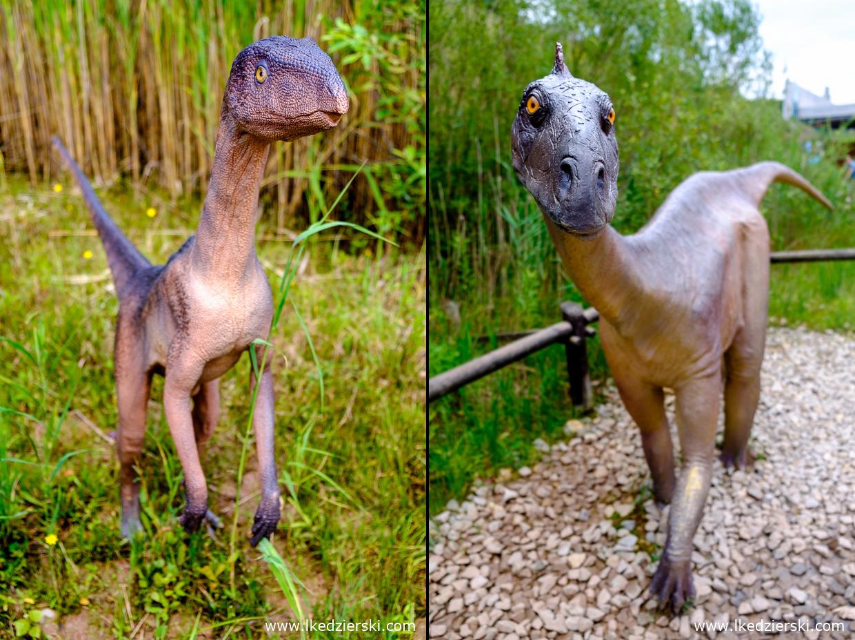 JuraPark Krasiejów - ścieżka edukacyjna dinozaury