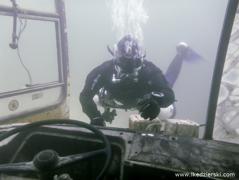 nurkowanie w polsce zakrzówek