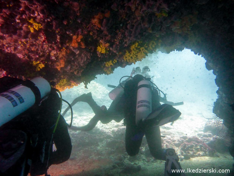 chorwacja nurkowanie, wyspa pag, nurkowanie w chorwacji