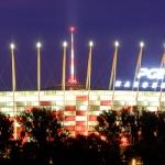 Nocne zdjęcia Warszawy